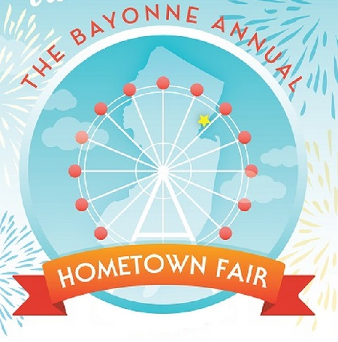 Bayonne HomeTown Fair logo individual archives