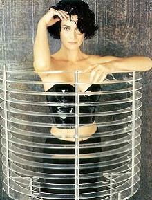 Carrie-Anne Moss sexy canadian actress