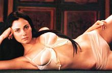 Mia Kirshner sexy canadian actress