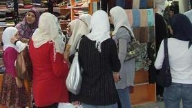 hijab-clad women