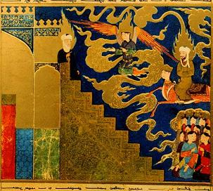 Mohammed Images in Persian Literature