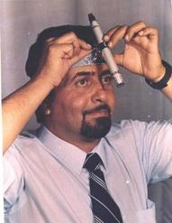 Ahmed Badawy an ophthalmologist in Helwan, Cairo