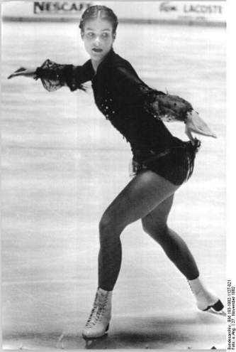 kat witt - One of the most successful figure skaters of all time