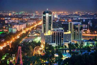 Tashkent, Uzbekistan - My birthplace I would love to visit if it weren't filled with Muslims.