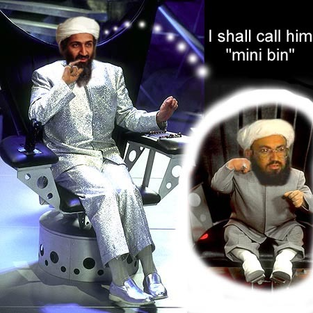 bin laden mini me