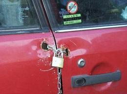 muslim invention anti-theft carlock