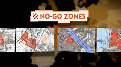 Muslim ruled no go zones in France