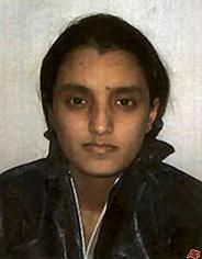 Islamic terrorist and moderate Muslim Roshonara Choudhry