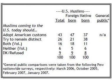 muslim survey