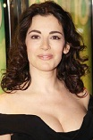 English food writer, journalist and broadcaster Nigella Lawson