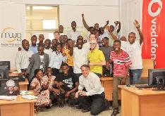 aspiring web entrepreneurs in Ghana