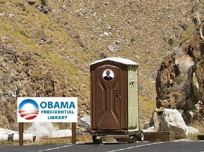 THE OBAMA PRESIDENTIAL LIBRARY