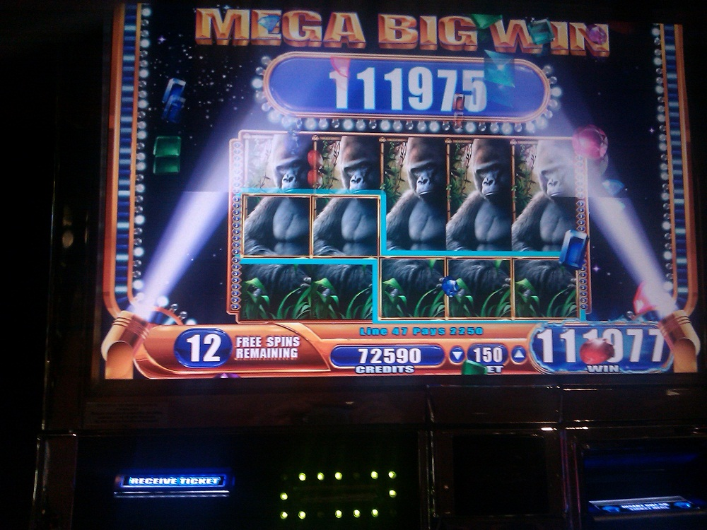 aliens slot machine huge winners