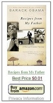 Obama: Recipes From My Father - A Story of Canine Cuisine