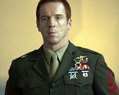 Damian Lewis in Homeland Episode Six