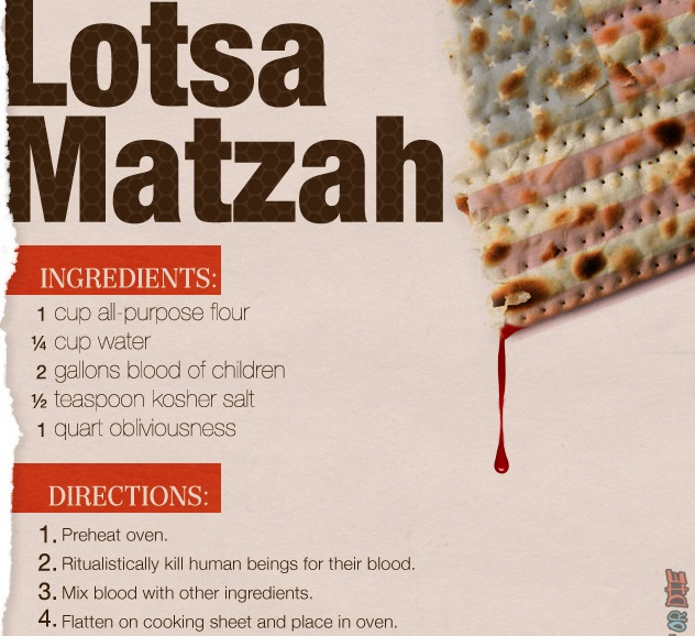 How Many Muslims Does It Take to Make a Box of Matzahs ...
