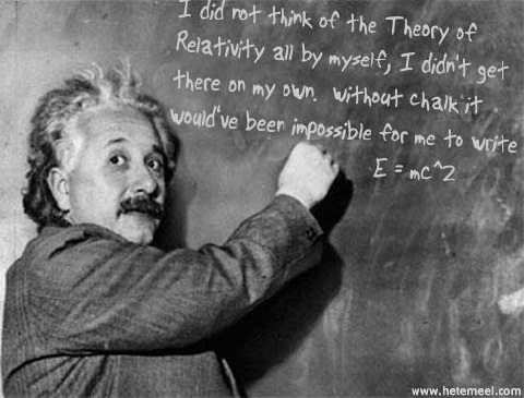 The Real Inspiration Behind the Theory of Relativity