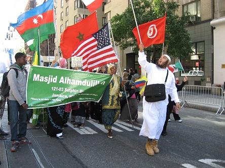 Sunday, September 23, 2012 - Muslim Day Parade