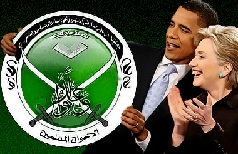Obama clinton Appeasers of the Muslim Brotherhood