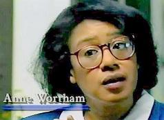 Anne Wortham
