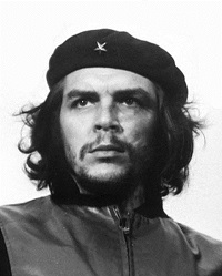 iconic photo of Che Guevara