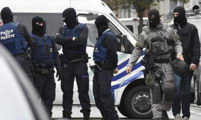 Belgian Police Waiting for the right time to start a raid