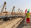 Abu Dhabi has completed a pipeline that will cut across much of the UAE's barren desert to transport massive quantities of crude from its oilfields straight to the Indian Ocean
