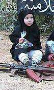3-year-old <strong>Muslim</strong> orphans