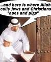Islam - teaching hate since 610 ad