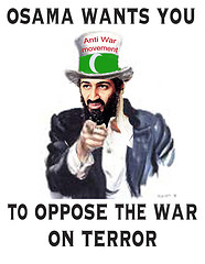 OSAMA-WANTS-YOU Poster