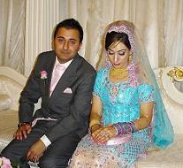 married Muslims