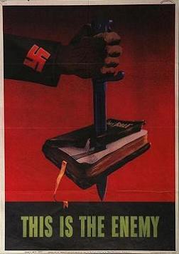 anti-Nazi war posters
