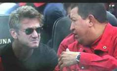 Sean Penn Meets Hugo Chavez 2007