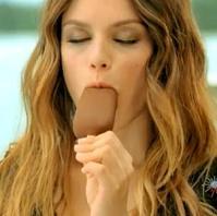 Magnum Ice Cream ad starring Rachel Bilson