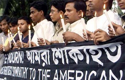 bangladesh peace march on 9/11