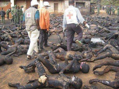 Alleged (but inaccurate) Result of Muslim on Christian violence in Nigeria in 2010