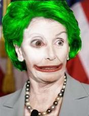 Pelosi Joker