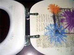 Toilet Bertuliskan Ayat Kursi Diproduk di Itali