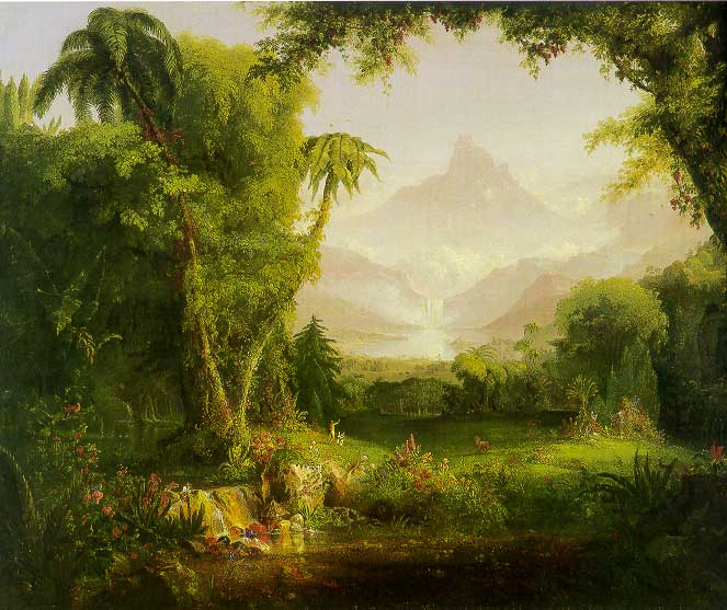 Garden Of Eden Landscape: Is There A Jewish Heaven? From Planck's Constant