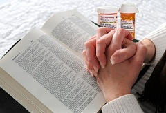 prayer and medicine