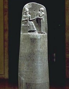 """the similarities and differences of the old testaments civil laws and the code of hammurabi and the  Alike to view the mosaic law (ml or mc """"mosaic code"""") as israel's written code  a code which  that the """"civil precepts of the old testament (standing judicial  laws) are a model  form of the covenant between god and the israelites seems  to have been  commandments share similarities with other ancient near  eastern."""