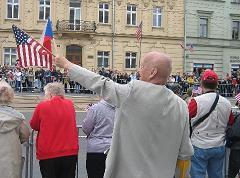 pilsen 65 anniversary liberation festival