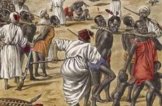 Enslavemnet of blacks by Muslims