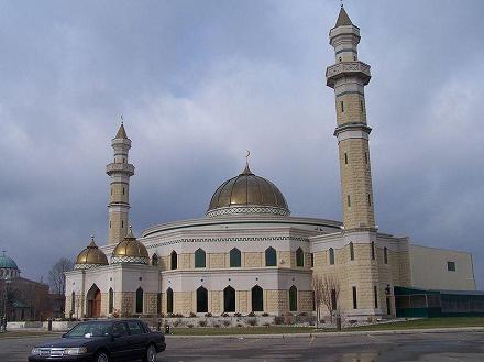 mosque dearborn michigan