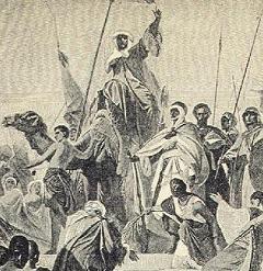 Mohammed as conqueror