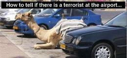 Muslim invention - terrorist detector