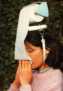 Continuous Crying Tissue Dispenser Hat