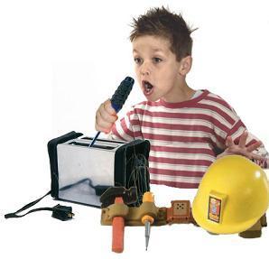 junior electrician home appliance repair kit