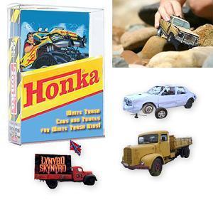 honka trucks for white trash kids