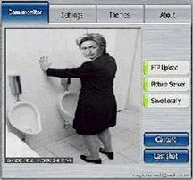 Hillary Clinton secret